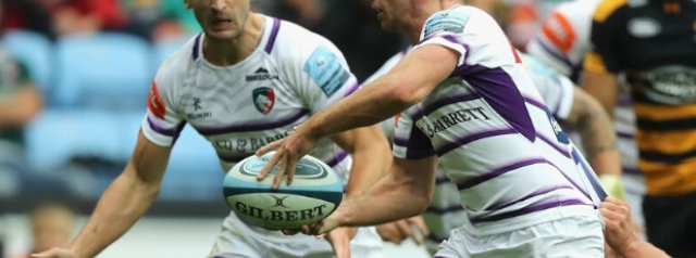 Leicester Tigers set to hold onto England ace