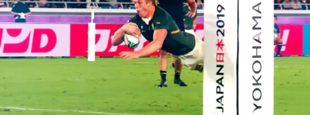 The best of Pieter-Steph du Toit at the Rugby World Cup