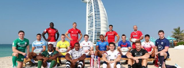 Men's squads confirmed for season opener in Dubai