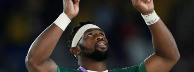 Siya Kolisi becomes the first rugby player to sign with Jay-Z's Roc Nation Sports
