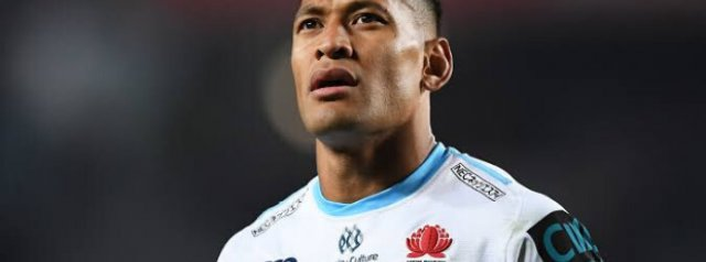 Israel Folau tests the waters in South Africa