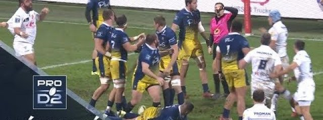 Pro D2 Highlights: Nevers vs Colomiers