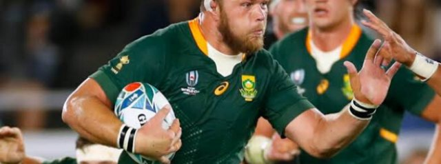 Watch: The Best of Duane Vermuelen at the Rugby World Cup