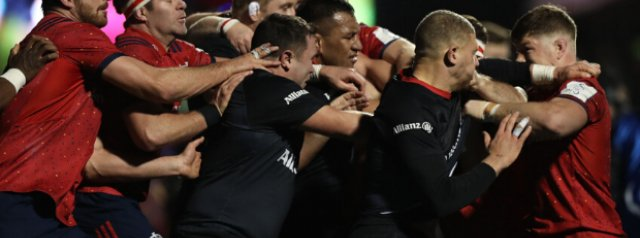 """Saracens' consider making an official complaint over """"horrible"""" insult aimed at Jamie George"""