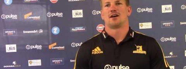 James Lentjes announced as Highlanders Captain