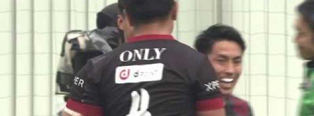 Top League Highlights: Docomo Red Hurricanes Vs Heavy Industries Sagamihara DynaBoars