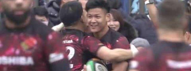 Top League Highlights: Toshiba Brave Lupus Vs Suntory Sungoliath