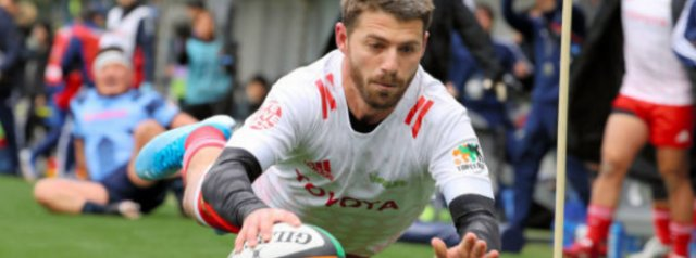 Watch: Willie Le Roux's sublime performance in the opening round of the Top League