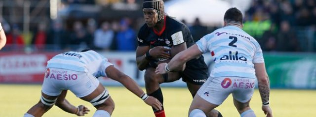 Resilient Saracens keep their Champions Cup hopes alive