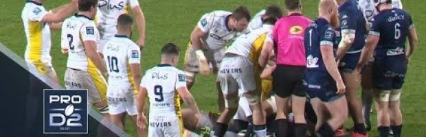 Pro D2 Highlights: Vannes vs Nevers