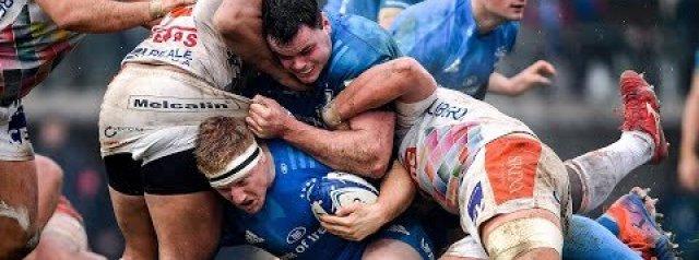 Highlights: Benetton 18-0 Leinster