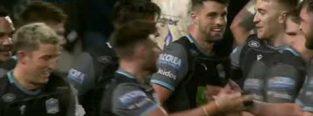 Highlights | Sale Sharks 7-45 Glasgow Warriors