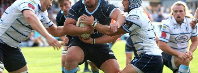 Props Paul and Wrafter re-sign with Bedford Blues