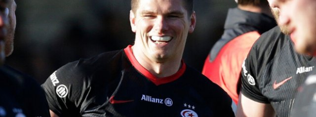 England skipper Farrell non-committal on Saracens future