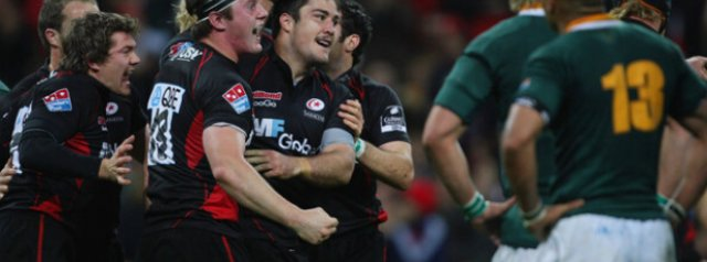 Could Saracens host the World Champions?