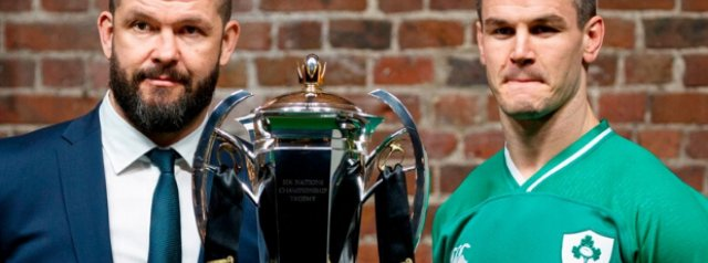 Predicted: How Ireland could line up in the Six Nations opener