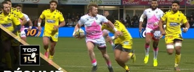 Top 14 Highlights: Clermont vs Stade Francais