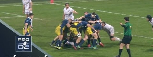 Pro D2 Highlights: Nevers vs Provence Rugby