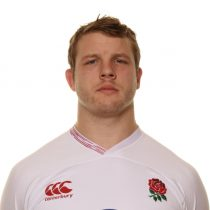 Joe Launchbury rugby player