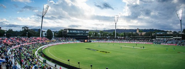 Brumbies to play at UNSW Manuka Oval in 2020