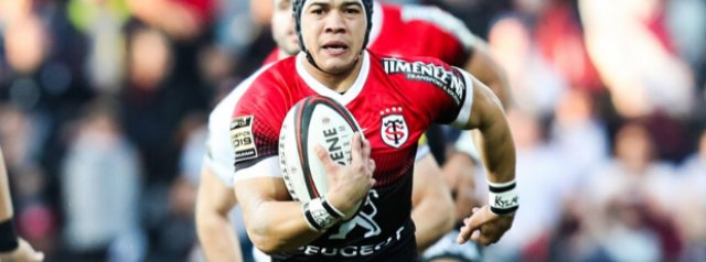 Cheslin Kolbe set for major positional switch for Toulouse
