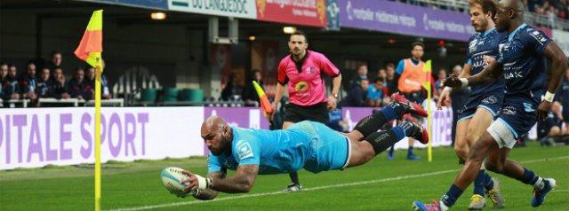 Watch: Nemani Nadolo scores a hattrick in Montpellier's win over Bayonne