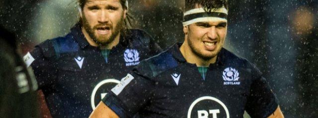 Scotland Change Three For Italy Clash