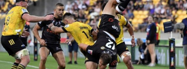 Super Rugby Stat Leaders: Most metres, tackles, defenders beaten and more