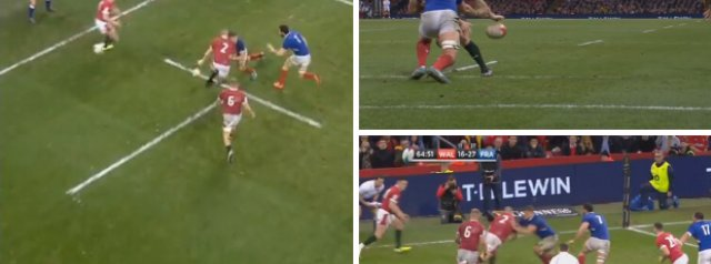 The Debatable Call That Denied Wales A Try