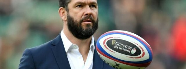 Ireland coach Farrell takes blame after England loss