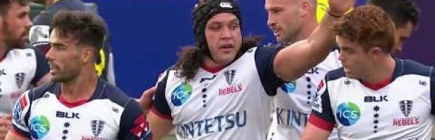 Super Rugby Round 5 Highlights: Highlanders v Rebels