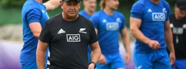 Foster agrees big pay cut, doubts All Blacks will play in July