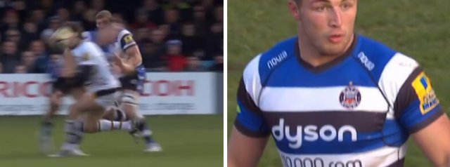 THROWBACK: Sam Burgess' TWO massive hits against Wasps