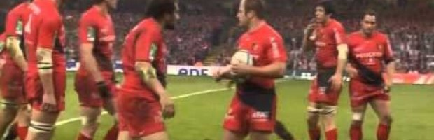 2008 Heineken Cup Final: Munster vs Toulouse