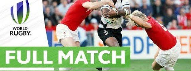 Rugby World Cup: Dragon Slayers - RWC 2007 Fiji v Wales