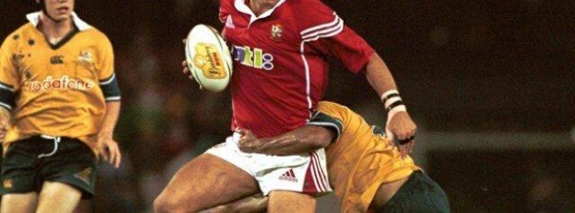 Lions Legends - Martin Johnson