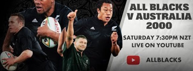 Game of the Century | All Blacks v Australia 2000