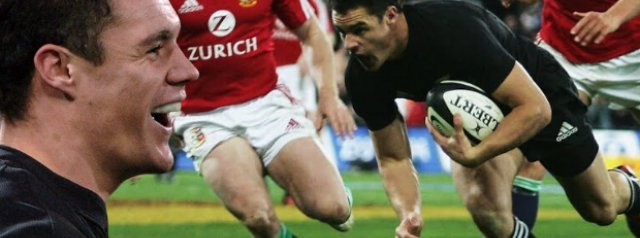 THROWBACK: When Dan Carter destroyed the Lions in a match winning performance in 2005