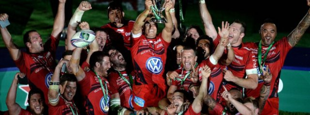 The Toulon 23 That Won The Heineken Cup For The Second Time