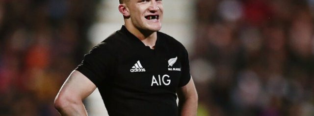 The Baptism of the Baby-Faced Assassin - Damian McKenzie's All Black Debut