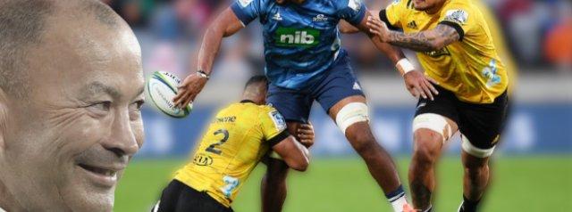 Eddie Jones plans to lure Blues sensation Hoskins Sotutu to England - report