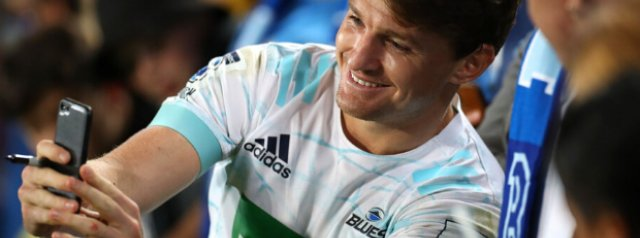 All Blacks star Beauden Barrett's move to Japan confirmed