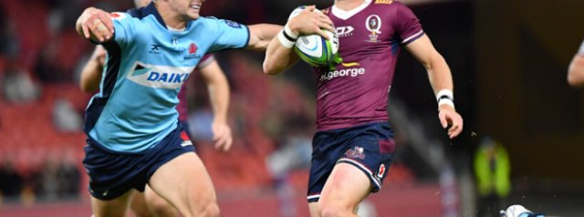 Youngsters impress on the opening day of Super Rugby Au
