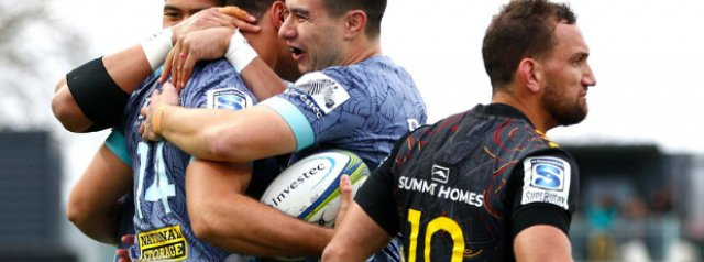 Hurricanes survive to see off Chiefs for first win in Super Rugby Aotearoa