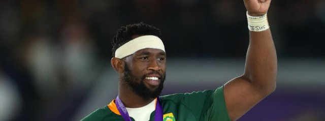 Springbok captain Siya Kolisi Named Most Influential Person in Rugby