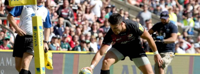 Sean Maitland the latest to stay on with Championship-bound Saracens