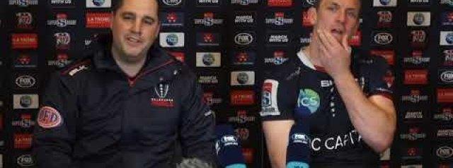 Melbourne Rebels Post Match Presser vs Reds