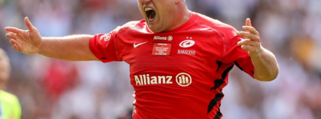 Jamie George commits long-term future to Saracens