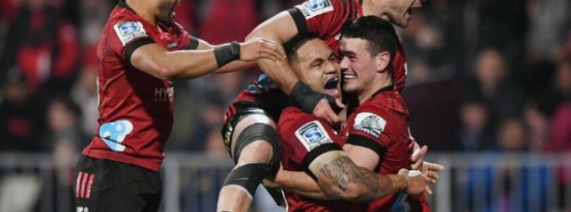 Crusaders Power Past Blues In An Epic Super Rugby Aotearoa Clash