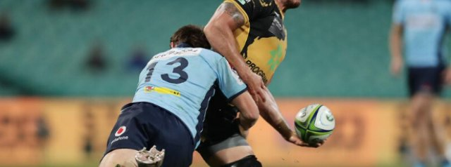 Top Stats Performers From Round 2 of Super Rugby AU - Most tackles, carries, turnovers & more